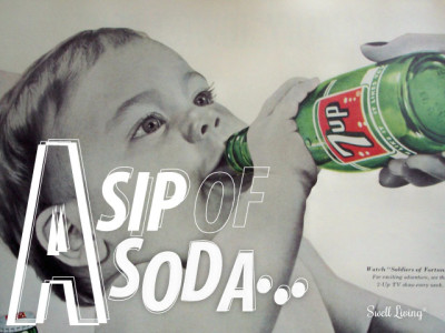 A Sip of Soda…